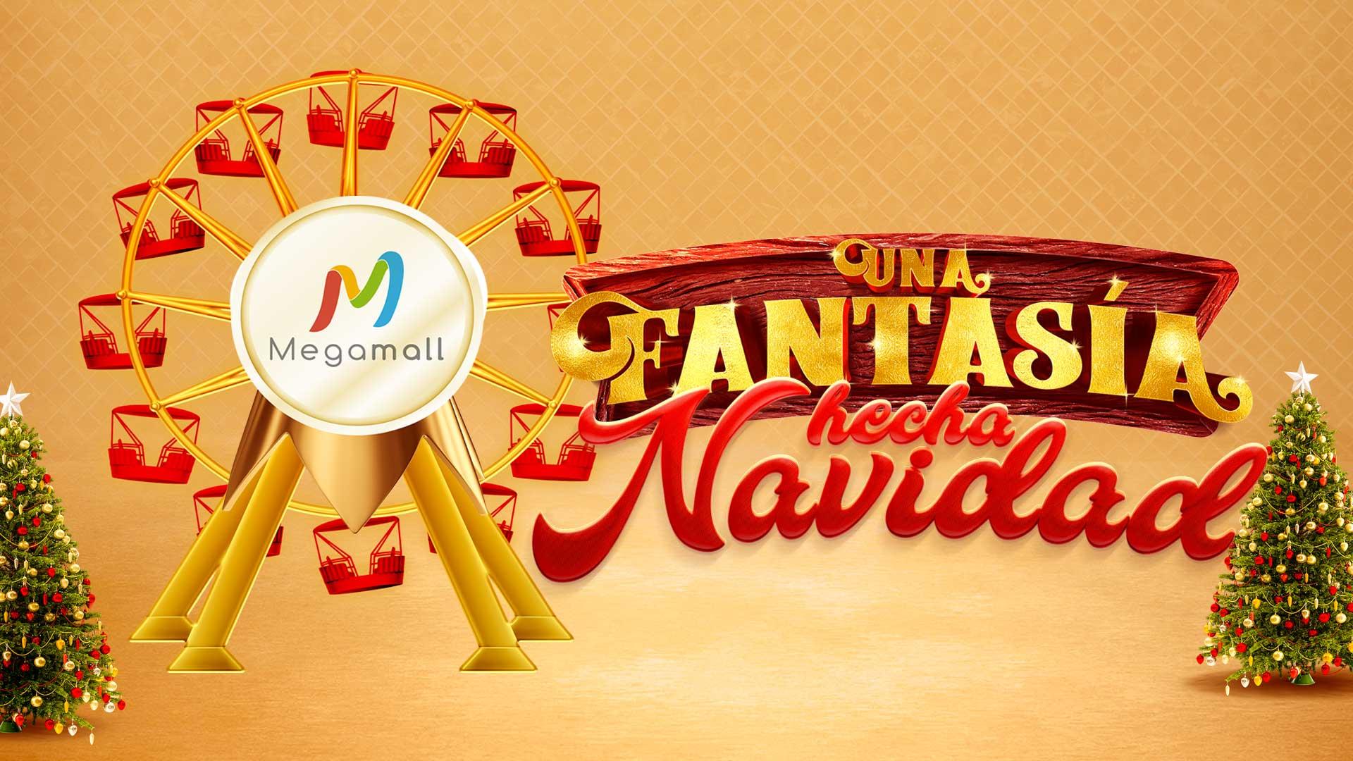 Campaña de Navidad Megamall - MAD agencia