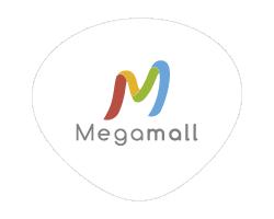 Logo clientes mad agencia publicidad digital audiovisual Megamall