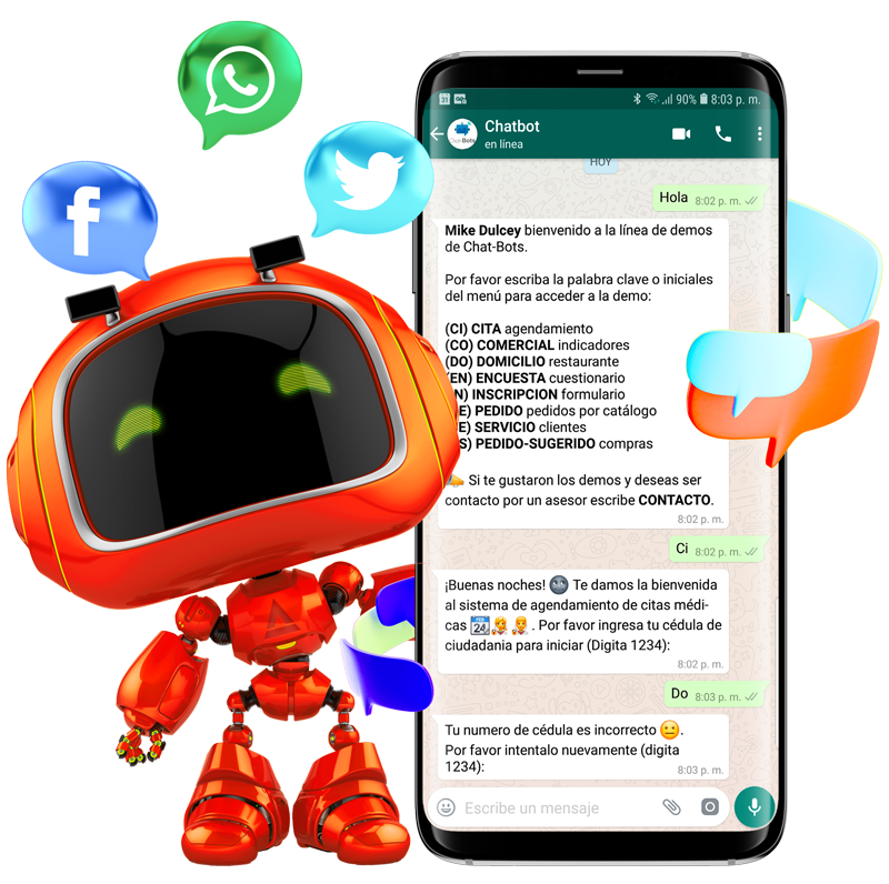 Chat-Bot mad agencia