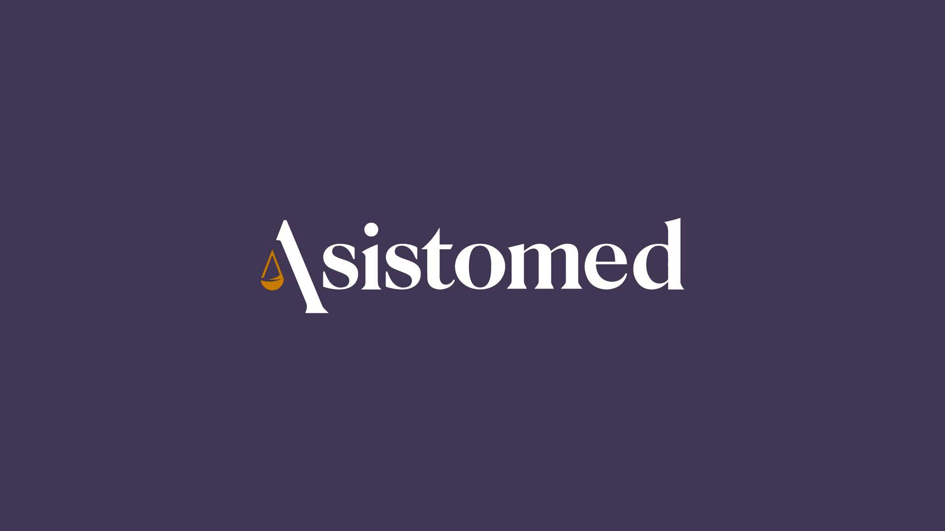Rediseño de marca ASISTOMED - MAD Agencia