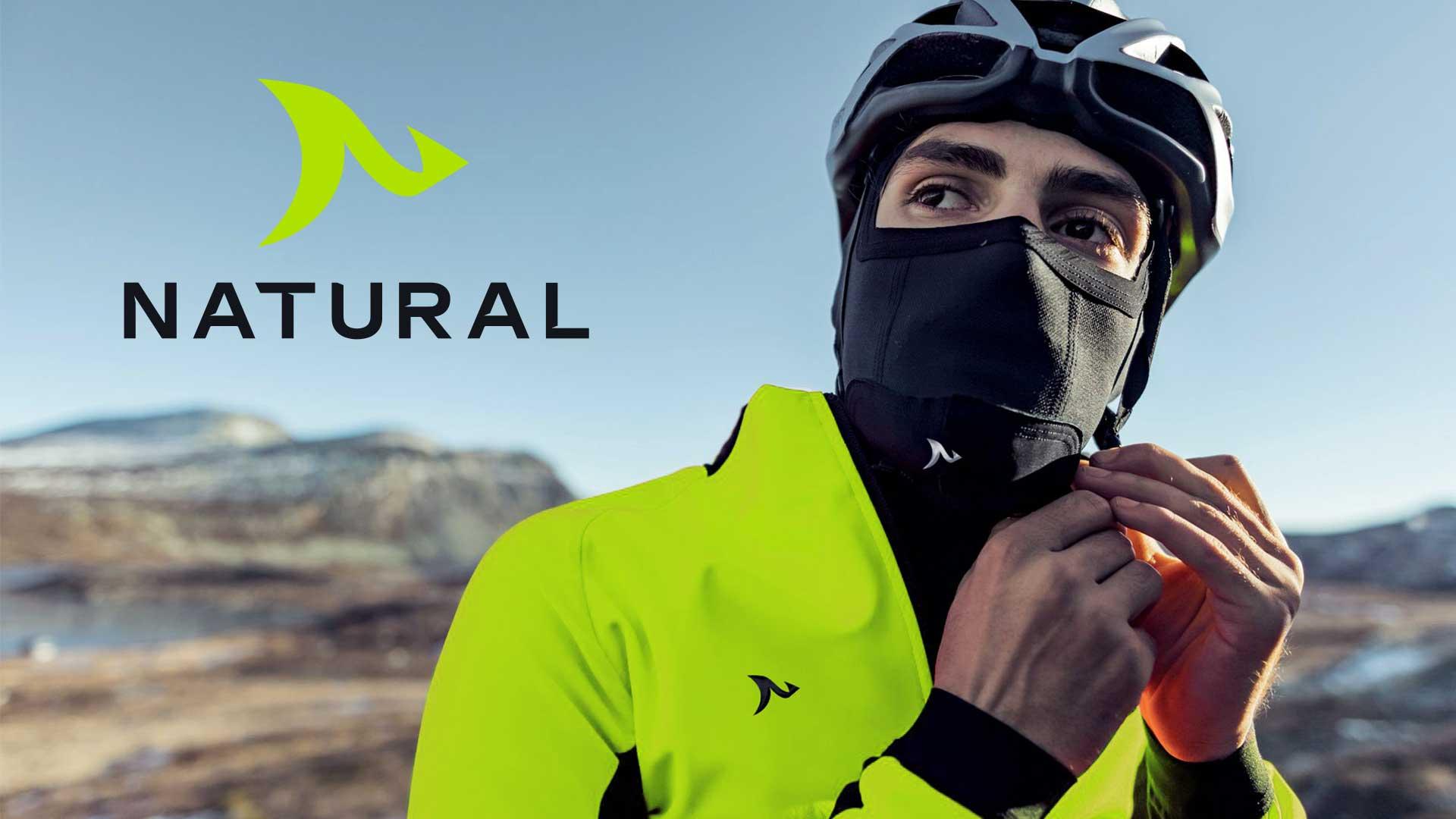 Diseño de Marca Natural ropa deportiva By MAD agencia