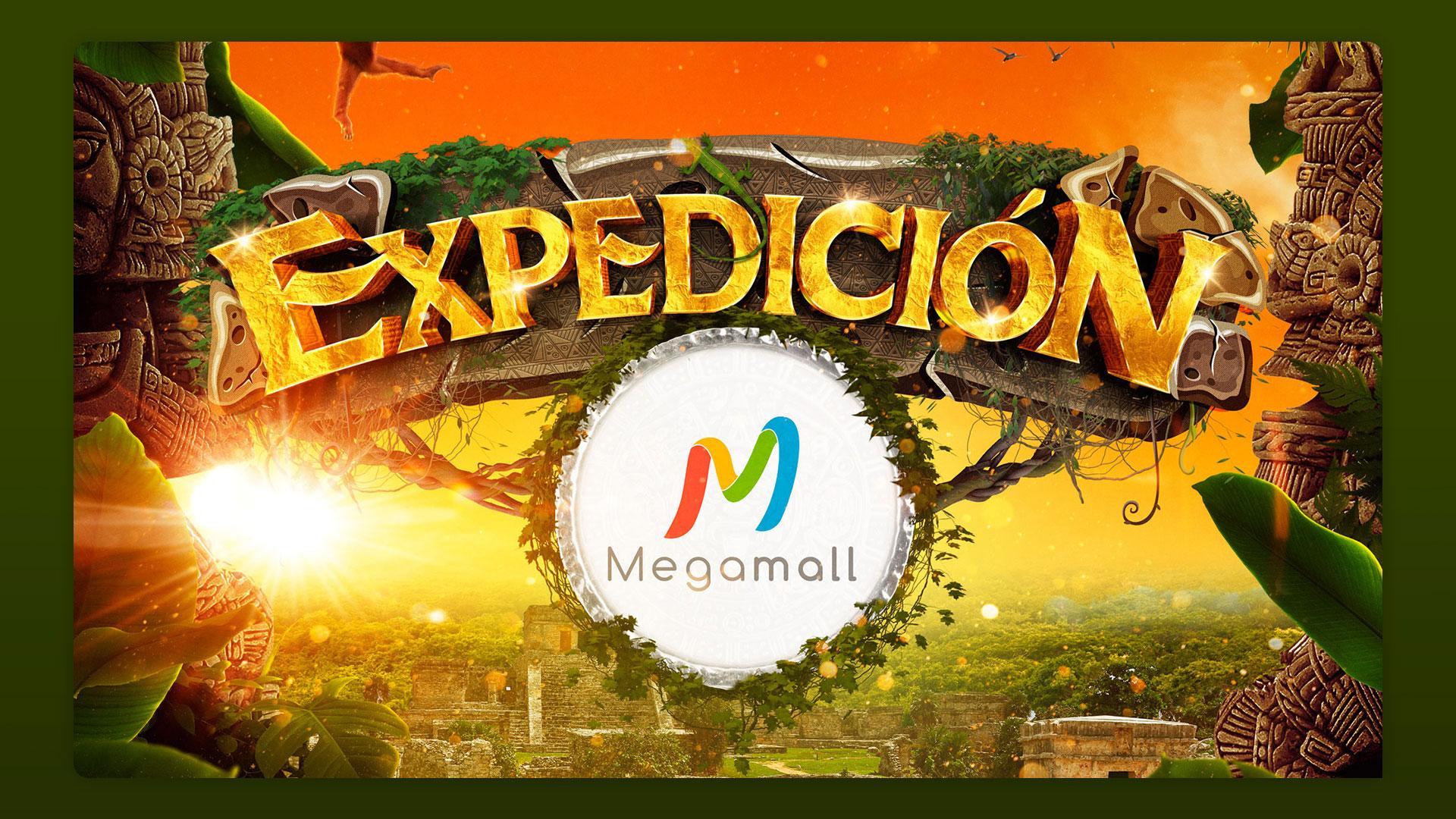 Campaña Expedición Megamall - MAD Agencia